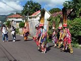 Photo of St. Kitts Masquerades