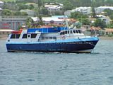 St Kitts Nevis Ferry Caribe Breeze