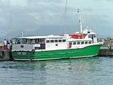 St Kitts Nevis Ferry Carib Queen