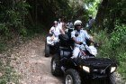 St Kitts Quad Bike Tour in the hills of Old Road