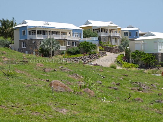 Villas in Frigate Bay in St. Kitts that qualify for Citizenship by Investment