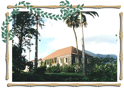 St Kitts Sugar Plantation Tour Great House Photo