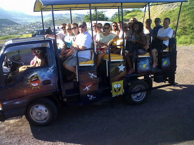 St Kitts Tours and Island Safaris: Captain Sunshine St Kitts Tours and Island Safaris Slideshow