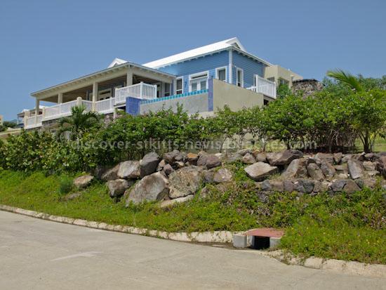 Sunrise Hills Villas in Half Moon Bay St. Kitts