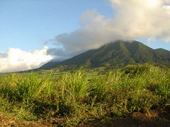 Beaumont Heights Photos: View of Mount Liamuiga foothills from Beaumont Heights, St. Kitts