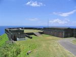 Prince of Wales Bastion at Brimstone Hill Fortress National Park, St. Kitts