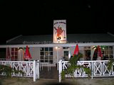 Photo of Rock Lobster Bar and Restaurant at Frigate Bay in St. Kitts.