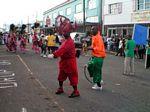 St Kitts folkore - the Bull