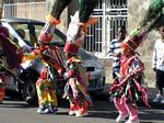 St Kitts folkore - the Masquerades
