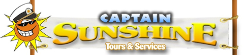 St Kitts Captain Sunshine Tours header image
