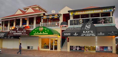 Winners Circle Slots and Sports Lounge and Kay's Fine Jewelry at Port Zante