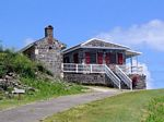 Restored Warrant Officers Quarters at Brimstone Hill Fortress National Park, St. Kitts