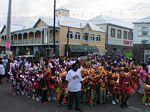 Photo of 2004 - 2005 Children's Carnival Parade in St. Kitts